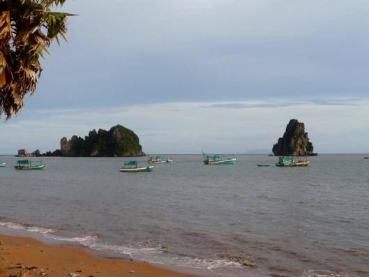 Du lịch quần đảo Bà Lụa