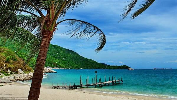 Vẻ đẹp hoang sơ của đảo Cù Lao Chàm.