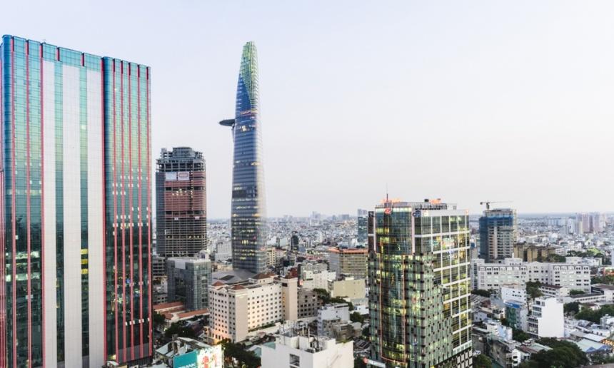 Tòa tháp Bitexco.