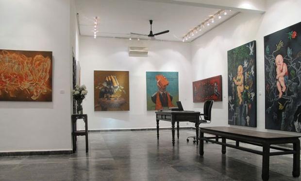 Phòng tranh Craig Thomas Gallery.