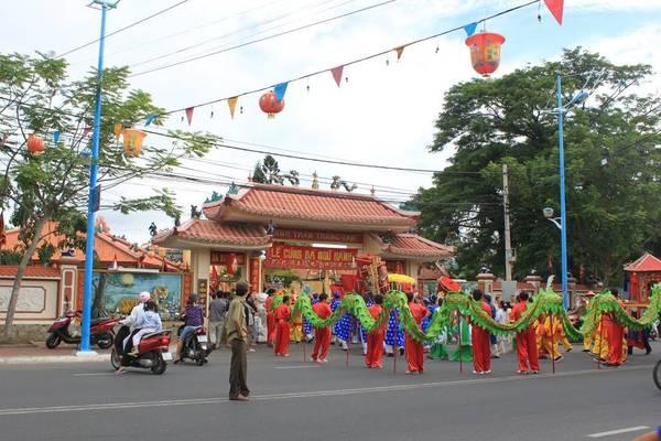 Lễ hội Đình Thần Thắng Tam.