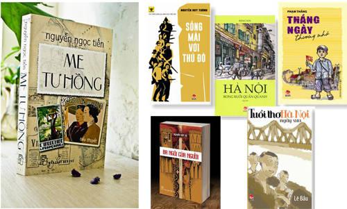 Hội sách Mùa thu giới thiệu đến bạn đọc nhiều đầu sách hay, với hơn 15.000 bản sách, thuộc nhiều thể loại khác nhau.