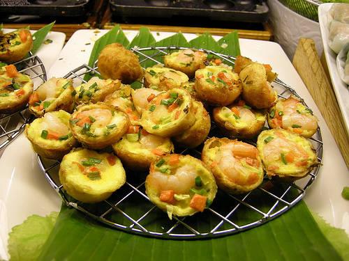 Du lịch Phan Thiết - Dù là món ăn phổ biến ở vỉa hè nhưng vị ngon của nó thì miễn chê.