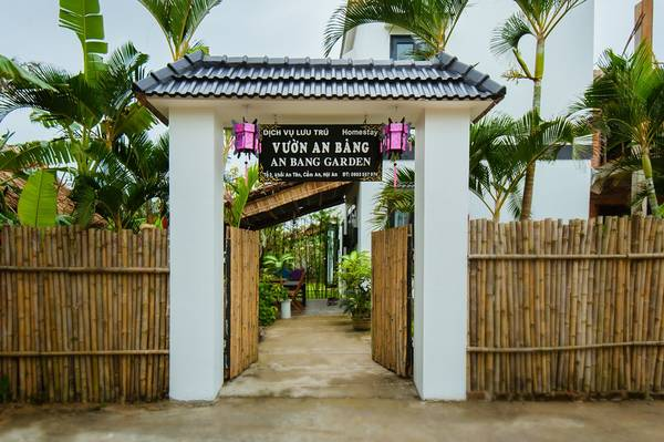 Ảnh: FB An Bang Garden Homestay
