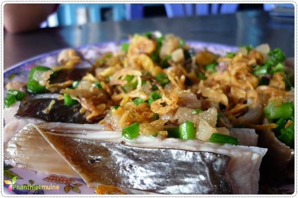 Cá lồi xối mỡ - đặc sản Phan Thiết không thể bỏ lỡ