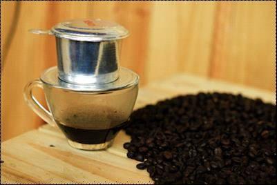 Cà phê Buôn Ma Thuột.