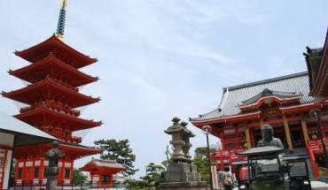 Nhiều đền chùa ở Nhật vào cửa miễn phí