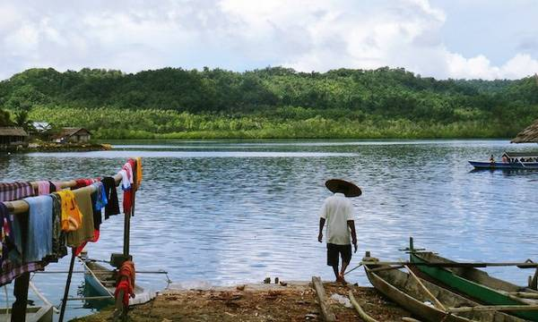 """Togeans là nơi sinh sống của những người Bajau - nổi tiếng trên khắp thế giới với biệt danh """"người cá""""."""