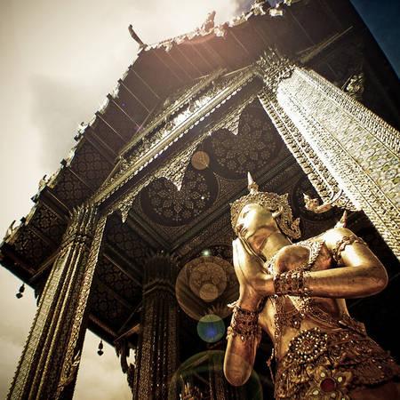 Bangkok là một thành phần tất yếu không thể thiếu cho một chuyến du lịch hoàn hảo đến Thái Lan.