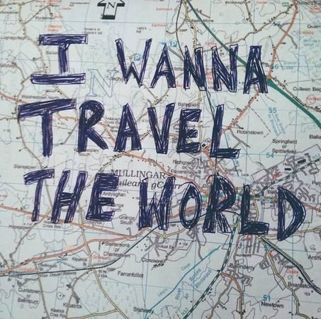 Du lịch với bạn là để có thêm kinh nghiệm trong cuộc sống.