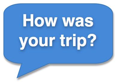 """Ai đó hỏi bạn """"Chuyến đi của bạn như thế nào?"""" và bạn không biết trả lời về chuyến đi nào => bạn đích thực là đã đi du lịch quá nhiều."""