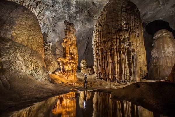 Tuy nhiên, chuyến đi tìm lại hang động năm xưa đã không hoàn toàn thành công. Tất cả những gì trong trí nhớ của anh Khanh đó là một hang động lớn, gió thổi mạnh 24/24 giờ.