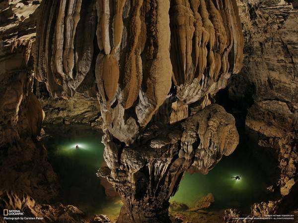 Ngay cả khi được sự trợ giúp của các thiết bị khoa học tối tân và phần mềm Google Earth, đoàn thám hiểm vẫn không tìm được hang Sơn Đoòng. Phải tới năm 2009, anh Hồ Khanh mới chính thức tìm lại được hang động năm xưa.