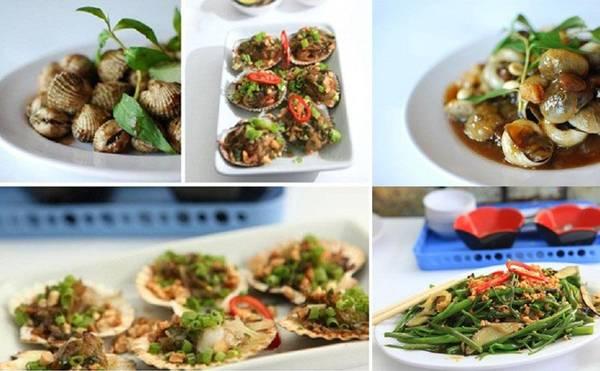 Du lịch Sài Gòn và đừng quên thưởng thức các món ốc thơm ngon nhé