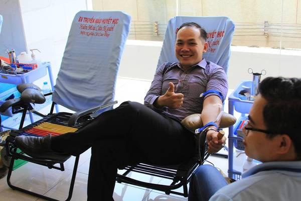 Hiến máu nhân đạo 'Giọt máu cứu người' 2014
