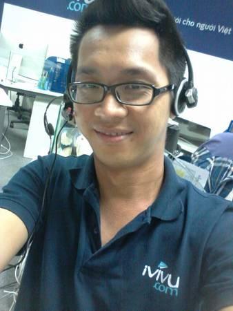 Nhân viên iVIVU.com Trương Phước Toàn.