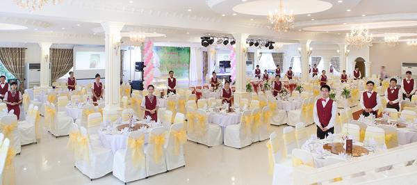 Hội nghị tiệc cưới.