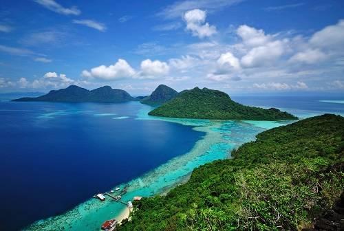 Đất nước Malaysia đẹp tuyệt vời.