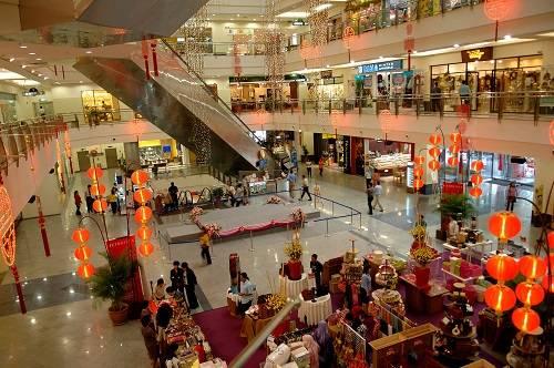 Kuala Lumpur là thực sự thiên đường dành cho những ai nghiện mua sắm.