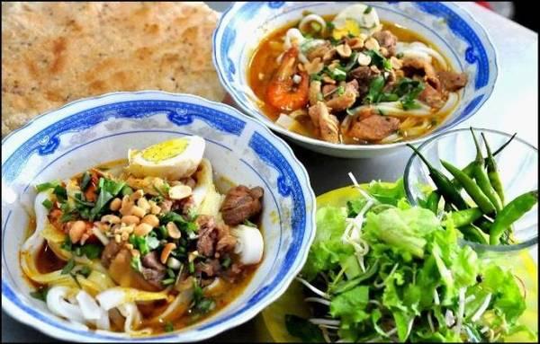 Mì Quảng Đà Nẵng.