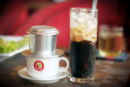 Cafe đen đá của Việt Nam chinh phục nhiều vị khách khó tính