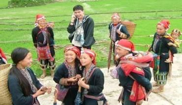 Sapa là điểm đến duy nhất tại Việt Nam bạn phải xin phép nếu bạn muốn có một bức ảnh với người dân tộc.