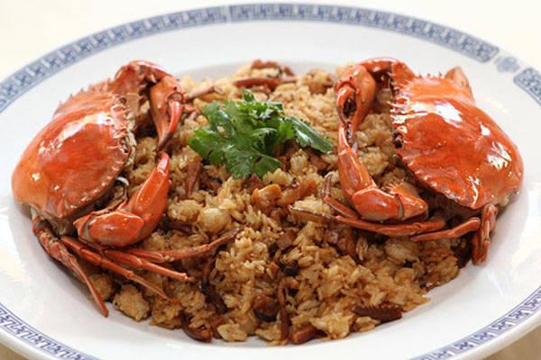 Cơm ghẹ - món ăn dân dã của những ngư dân đảo Phú Quốc