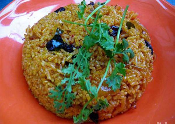 Cơm nị - món cơm truyền thống của người Chăm, Châu Giang, An Giang