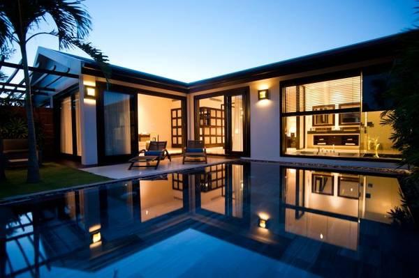 Biệt thự hồ bơi - Pool Villa.