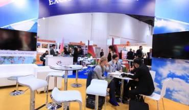 Gian hàng Việt Nam tại Hội chợ Du lịch Thế giới (WTM) 2014.