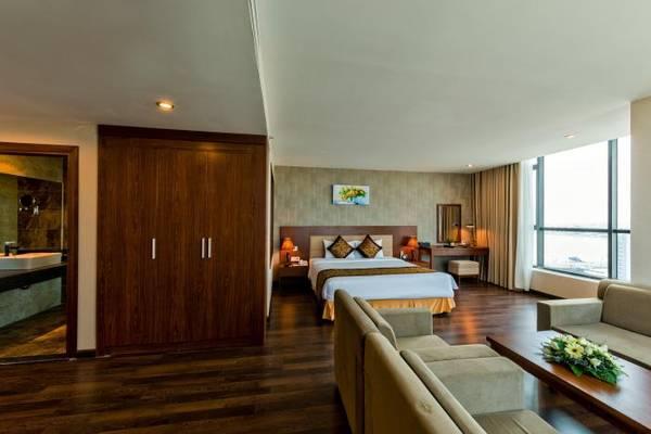 Du khách sẽ có nhiều lựa chọn về phòng nghỉ khi lưu trú tại khách sạn.