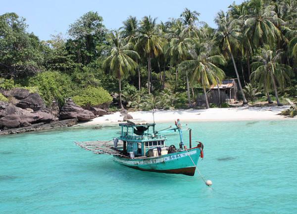 Đảo Phú Quốc.
