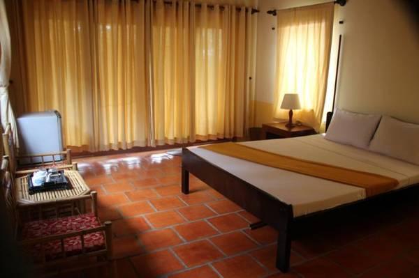 Phòng nghỉ thiết kế gần gũi với thiên nhiên ở Thanh Kiều resort