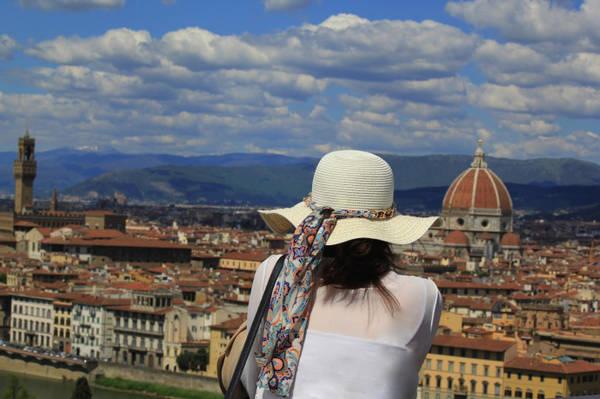 Sở hữu vẻ đẹp lãng mạn hiếm có, Florence đã trở thành bối cảnh của nhiều bộ phim lãng mạn.