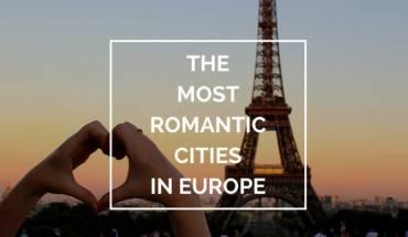 Những thành phố lãng mạn nhất châu Âu. Ảnh: worldofwanderlust