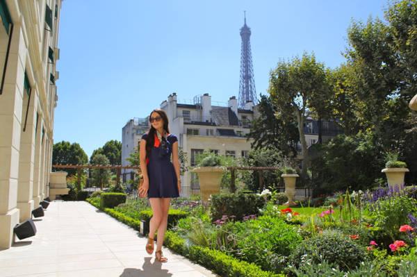Có rất nhiều những điều lãng mạn mà một du khách có thể làm ở Paris.