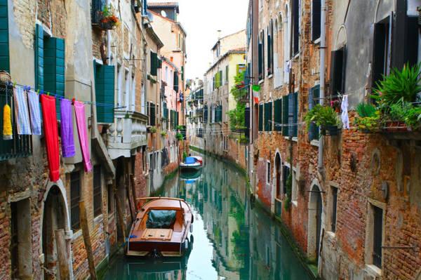 """Đối với các cặp tình nhân, Venice là """"thánh địa tình yêu"""""""