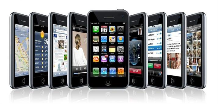 Điện thoại- thiết bị đa năng cần thiết cho các du khách.