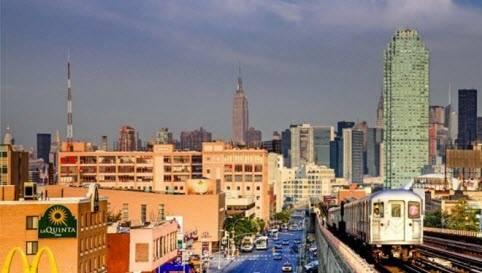 Quận Queens, thành phố New York, Mỹ.