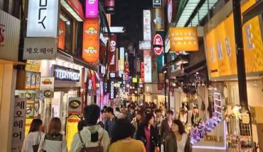 Seoul hấp dẫn nhất là đời sống về đêm.