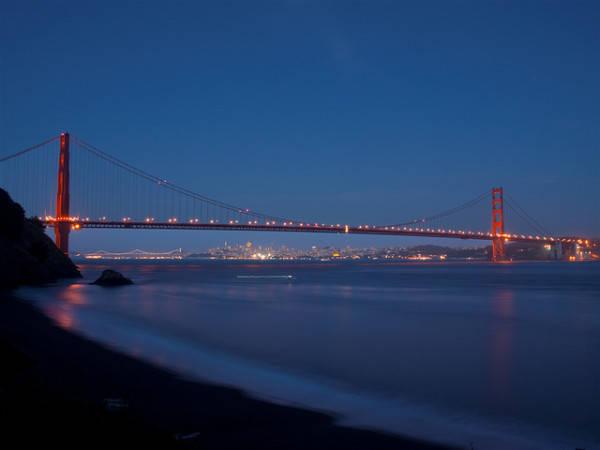 Golden Gate Bridge là cây cầu treo dài nhất trên thế giới kể từ thời điểm khánh thành.