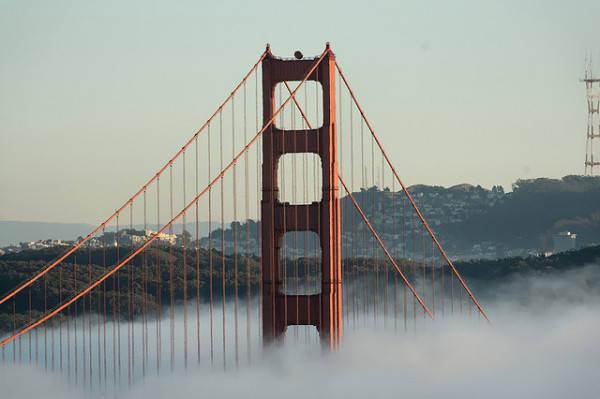 Sự thật thú vị về cầu Cổng Vàng