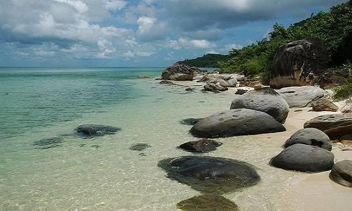 Phú Quốc là nơi sở hữu những bãi biển đẹp nhất Việt Nam.