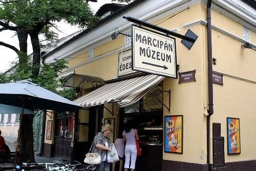 Bảo tàng bánh ngọt Marzipan, điểm đến lý tưởng cho những người thích đồ ngọt.
