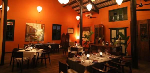 Không gian tinh tế của nhà hàng Tepui.
