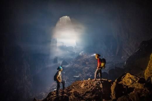 Hang Sơn Đoòng của Việt Nam là điểm đến thu hút khách du lịch nhất thế giới