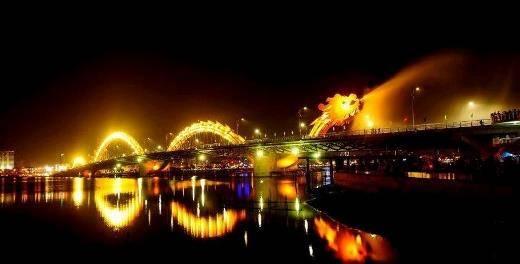Cầu Rồng của Đà Nẵng, Việt Nam vinh dự lọt top những cây cầu đẹp nhất hành tinh