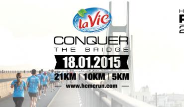 Giải chạy việt dã HCMC Run chính thức khởi động