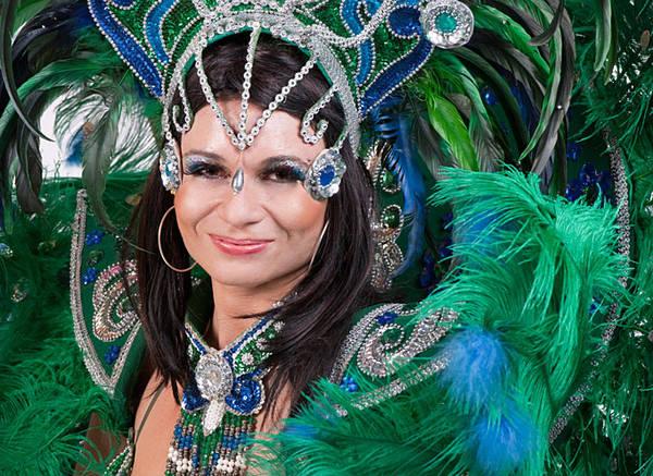 Carnival là dịp để người Brazil thể hiện nét đẹp trong văn hóa truyền thống của mình, đặc biệt là cách hóa trang sinh động.