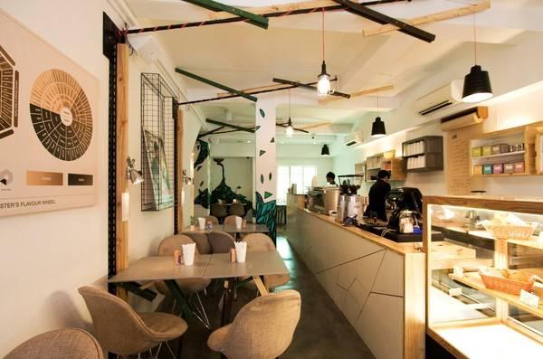 Những hàng cafe xinh xắn khác ở khu Tiong Bahru